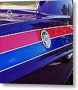 Car Colors Metal Print