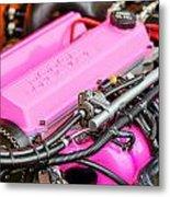 Car Show 027 Metal Print