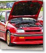 Car Show 034 Metal Print