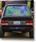 Car Show 038 Metal Print