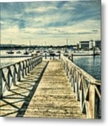 Cardiff Bay Wetlands 2 Metal Print