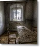 Care Home Kitchen Metal Print