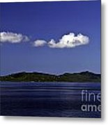 Caribbean Breeze Eleven Metal Print