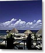 Caribbean Breeze Two Metal Print