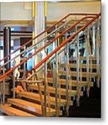 Caribbean Cruise - On Board Ship - 1212114 Metal Print
