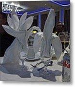 Caribbean Cruise - On Board Ship - 1212139 Metal Print