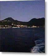 Caribbean Cruise - On Board Ship - 1212151 Metal Print