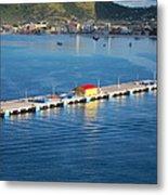 Caribbean Cruise - On Board Ship - 1212152 Metal Print