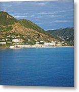 Caribbean Cruise - On Board Ship - 1212153 Metal Print