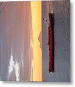Caribbean Cruise - On Board Ship - 1212189 Metal Print