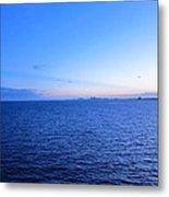 Caribbean Cruise - On Board Ship - 121220 Metal Print