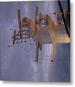 Caribbean Cruise - On Board Ship - 1212205 Metal Print
