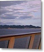 Caribbean Cruise - On Board Ship - 1212207 Metal Print