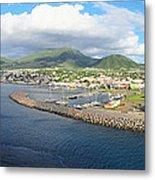 Caribbean Cruise - On Board Ship - 1212230 Metal Print