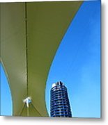 Caribbean Cruise - On Board Ship - 121283 Metal Print