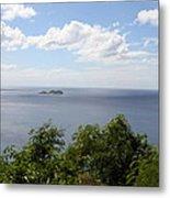 Caribbean Cruise - St Thomas - 1212135 Metal Print