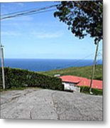 Caribbean Cruise - St Thomas - 1212156 Metal Print by DC Photographer