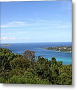 Caribbean Cruise - St Thomas - 1212238 Metal Print by DC Photographer