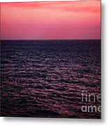 Caribbean Sunset Metal Print