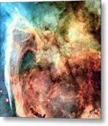 Carina Nebula - Deep Space Metal Print