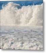 Carmel By The Sea California Beach Metal Print