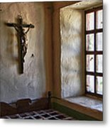 Carmel Mission 4 Metal Print