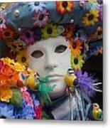 Carnevale Di Venezia 97 Metal Print