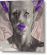 Carnival Of Robotic Dionysus Metal Print