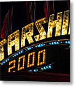 Carny Night 4 Metal Print