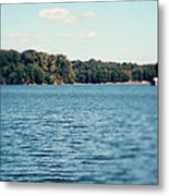 Carolina - Lake Norman Landscape Metal Print