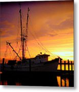 Carolina Morning Metal Print