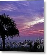 Carolina Sunrise Metal Print