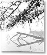 Carpenter Lake Morning Metal Print by Wendell Thompson