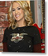 Carrie Underwood Metal Print