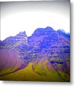 I'm Old, So Carry Me Up To The Top And Leave Me There  Metal Print