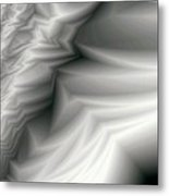Carved Ivory Metal Print
