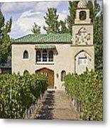 Casa Rodena Winery Metal Print