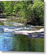 Cascade Creek Metal Print