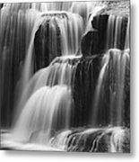 Cascades Of Lower Lewis Falls Metal Print