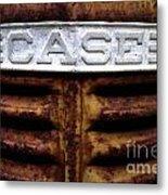Case Metal Print