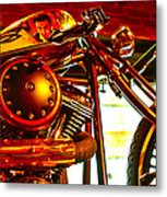 Cash Custom Metal Print