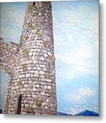 Cashel Tower Ireland Metal Print