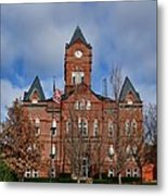 Cass County Courthouse Metal Print