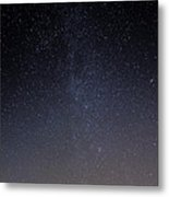 Cassiopeia And Andromeda Galaxy 01 Metal Print