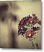Cast A Shadow Metal Print
