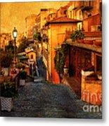Castel Gandolfo Italy Metal Print