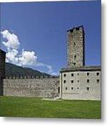 Castelgrande - Bellinzona II Metal Print