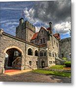 Castle Administration Building Metal Print