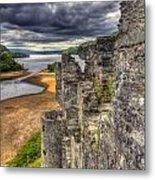 Kilchurn Castle Scotland Metal Print