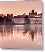 Castle Howard Dawn Metal Print